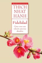 fidelidad thich nhat hanh 9788497546218