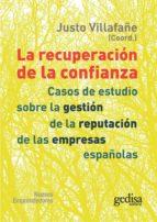 la recuperación de la confianza (ebook)-justo (coord.) villafañe-9788497848718
