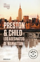los asesinatos de manhattan (inspector pendergast 3)-douglas preston-lincoln child-9788497931618