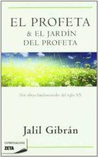 el profeta & el jardin del profeta jalil gibran 9788498722918