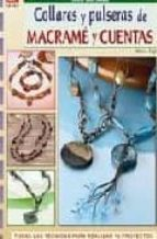 collares y pulseras de macrame y cuentas-maria eigi-9788498740318