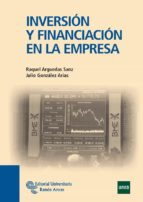 inversion y financiacion en la empresa rafel morales arce macias 9788499610818