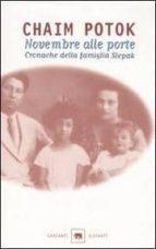 novembre alle porte: cronache della famiglia slepak chaim potok 9788811669418