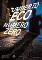 numero zero umberto eco 9788845278518