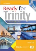 ready for trinity 5-6 level with audio cd-9788853622518