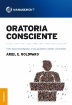 oratoria consciente (ebook)-ariel goldvarg-9789506419318