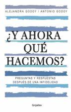 ¿y ahora qué hacemos? (ebook) alejandra godoy haeberle antonio godoy delard 9789562585118