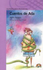 cuentos de ada (ebook)-pepe pelayo-9789563470918