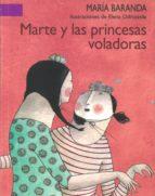 marte y las princesas voladoras maria baranda 9789681681418