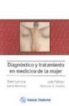 diagnostico y tratamiento en medicina de la mujer-dawn et al. lemcke-9789707291218