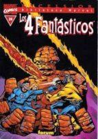 los 4 fantasticos nº 24 (biblioteca marvel v.i)-stan lee-8432715004028