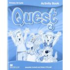 quest 2 primary activity book (n/e)-9780230477728