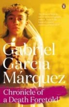 chronicle of a death foretold gabriel garcia marquez 9780241968628