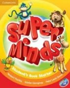 super minds starter student s book with dvd-rom-herbert puchta-gunter gerngross-peter lewis-jones-9780521148528