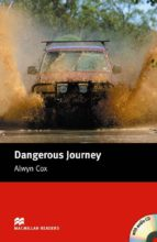 dangerous journey (beginner level) (incluye audio cd) alwyn cox 9781405076128