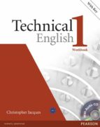 technical english level 1: workbook (with audio cd) christopher jacques 9781405896528
