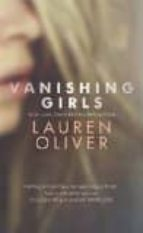 vanishing girls lauren oliver 9781444786828