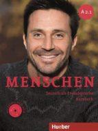 menschen a2/1 kursbuch mit dvd-charlotte habersack-angela pude-franz specht-9783193019028