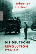 die deutsche revolution 1918/19 sebastian haffner 9783499616228