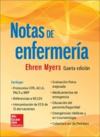 notas de enfermería (4ª ed)-ehren myers-9786071512628