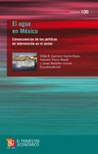 el agua en méxico (ebook)-hilda r. guerrero garcía rojas-antonio yúnez-naude-josué medellín-azuara-9786071611628