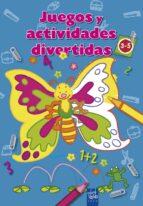 juegos y actividades divertidas: azul (de 3 a 5 años) 9788408084228