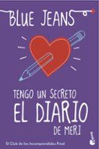tengo un secreto: el diario de meri-9788408152828