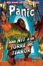 una nit a la torre del terror-r.l. stine-9788415709428