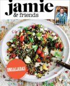 ensaladas de jamie oliver (jamie & friends)-jamie oliver-9788416220328