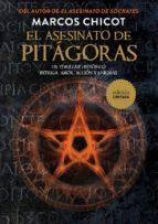 el asesinato de pitagoras (ed. lujo) marcos chicot 9788417128128