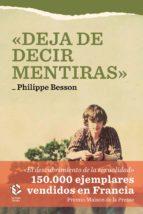 deja de decir mentiras-philippe besson-9788417496128