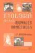 etologia de los animales domesticos p. (ed.) jensen 9788420010328
