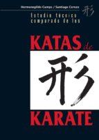 estudio tecnico comparado de las katas de karate hermenegildo camps santiago cerezo 9788420304328