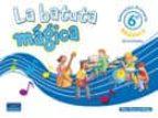 la batuta magica: musica. actividades  (6º educacion primaria)-pilar pascual mejia-9788420539928