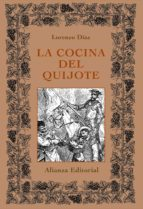 la cocina del quijote-lorenzo diaz-9788420620428