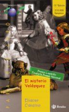el misterio velazquez (premio lazarillo 1997) eliacer cansino 9788421631928