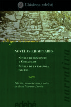 novelas ejemplares-miguel de cervantes saavedra-9788423653928