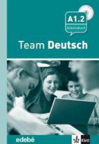 team deutsch 2º eso a1.2 arbeitsbuch-9788423670628