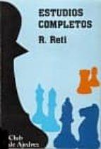 estudios completos-richard reti-9788424503628