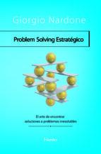 problem solving estrategico-giorgio nardone-9788425426728