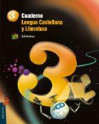 cuaderno lengua 3 3  superpixépolis cuaderno lengua 3 2 superpixépolis 9788426393128