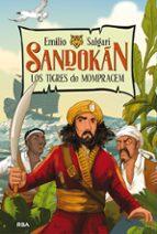 sandokan 1: los tigres de mompracem-emilio salgari-9788427216228