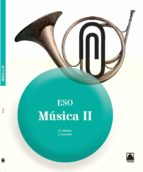 El libro de Musica ii 3º eso ed 2015 catalan autor VV.AA. DOC!