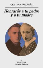 HONRARÁS A TU PADRE Y A TU MADRE (EBOOK)