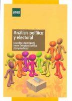 analisis politico y electoral-irene delgado sotillos-lourdes lopez nieto-9788436262728