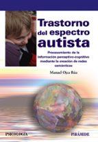 trastorno del espectro autista manuel ojea rua 9788436838428