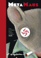 metamaus (incluye dvd)-art spiegelman-9788439725428