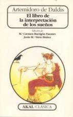 el libro de la interpretacion de los sueños-9788446010128
