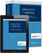 mediacion y arbitraje: los sistemas alternativos de resolucion de conflictos francisco jose sospedra navas 9788447048328
