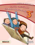 lengua castellana 3º cm. dosier de aprendizaje ed 2013 cataluña/baleares catala 9788448931728